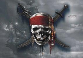 AG Design Pirati z Karibiku - vliesová fototapeta