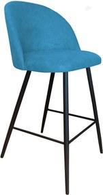 Barová stolička čalúnená Frozen - 01 Béžová