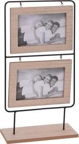 Drevený fotorámček Miles, 20,5 x 41 ,5 cm