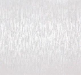 Vliesová tapeta, vlnovky biele, Estelle 55744, MARBURG, rozmer 10,05 m x 0,53 m