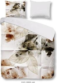 Bavlnené posteľné obliečky Good Morning Chrissi, 140 × 200 cm