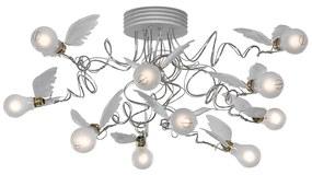 Ingo Maurer Birdie's Nest stropné LED, 10-pl.