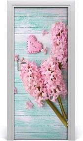 Fototapeta samolepiace  kvet bazy