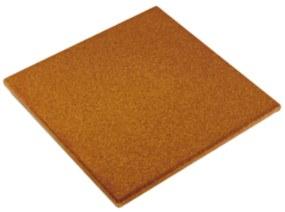 Dlažba Gresan Albarracin tehlová 25x25 cm mat GRA2525