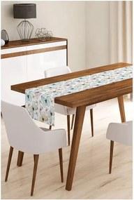 Behúň na stôl z mikrovlákna Minimalist Cushion Covers Soft Butterflies, 45 × 145 cm