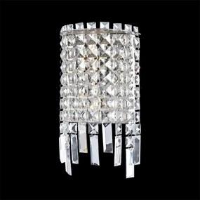 Luxera 64340 Palass kryštál nástené svietidlo 2x20W