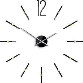 Moderné nástenné hodiny SOFIA XXL HMCNH074