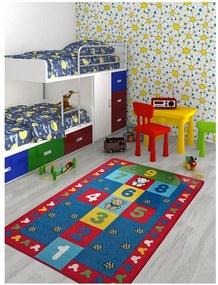 Detský koberec Seksek, 100 × 150 cm