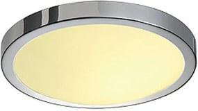SLV 155272 CORONA CL-1 stropná IP21 satinované sklo/chróm 230V E27 60W