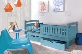 Dětská postel DP 001 + zásuvky 190 cm x 90 cm