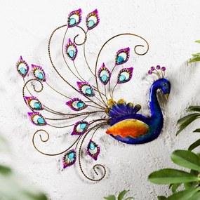 Weltbild Nástěnná dekorace Páv