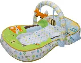 SUMMER INFANT Textilné ležadlo 3v1