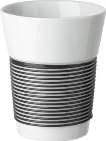 Kahla - Pohár Magic Grip Kahla Cupit šedý 350 ml (K100204)