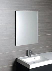 SAPHO ACCORD zrkadlo s fazetami 40x60cm, bezpečnostné zaguľatené rohy MF422