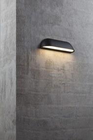 FRONT 26 | dizajnové nástenné svietidlo Farba: Čierna