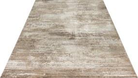 ELLE Decor koberce AKCE: 160x230 cm Kusový koberec Arty 103575 Brown/Cream z kolekce Elle - 160x230 cm