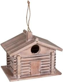 Drevená vtáčia búdka Antic Line Maison