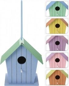 Búdka pre vtáčiky