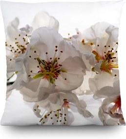 AG ART Vankúšik Flowers, 45 x 45 cm
