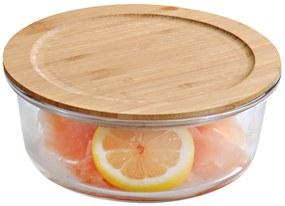 Kesper Bambusová krabička na potraviny - guľatá