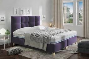 Dizajnová posteľ Uriah 160 x 200 - 7 farebných prevedení