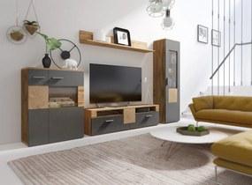 WB10 nábytok do obývacej izby WOBONA