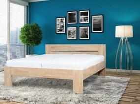 Ahorn Masívna buková posteľ VENTO 120 x 200 cm
