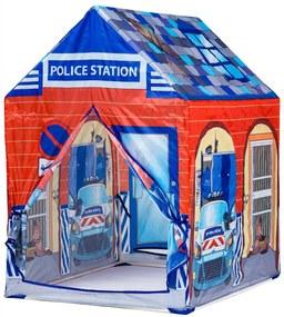 IPLAY Detský stan Policajná stanica EcoToys