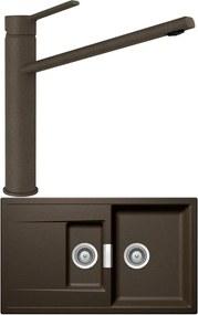 SCHOCK Set Mono D-150 + Papilio, bronze