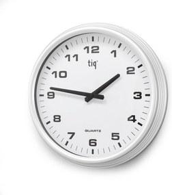 Nástenné hodiny vhodné do exteriéru, Ø 350 mm