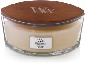 WoodWick Vonná sviečka WoodWick - White Honey 454g