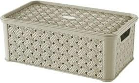 Tontarelli box s vekom 4L Arianna krémová 8035775210