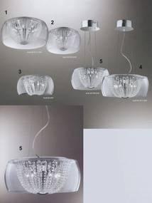 nástenné svietidlo Ideal lux AUDI 1x100W R7S