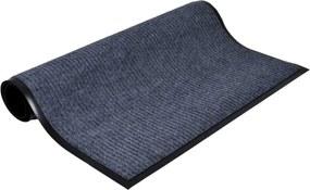 GOC Vstupná čistiaca rohož textilná 90x150 cm, šedá