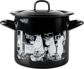 Hrniec Moomins in the Kitchen 1,5l Muurla