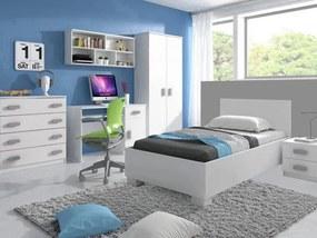 ID Detská izba LOOP sivá