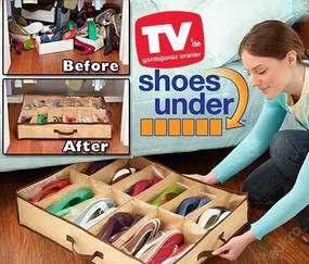 ShoesUnder úložný box na topánky