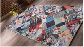 Odolný koberec Vitaus Joshua, 50 × 80 cm