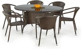 Záhradný stôl MASTER Halmar