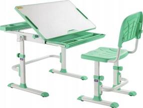 FD Rastúci stôl so stoličkou Dia - viac farieb Farba: Zelená