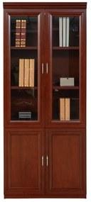 2-dverová skriňa Antonio IIA, presklená