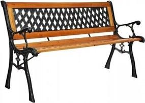 Záhradná lavička MIRIAM