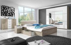 4b38a9445af1 ArtElb Spálňa DELTA Beta  Spálňova zostava BETA   posteľ 160 x 200