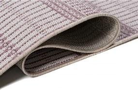 Kusový koberec Prime fialový, Velikosti 60x110cm