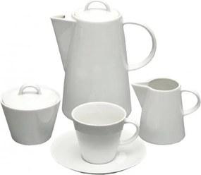 Kávová súprava 15 dielna TOM biela, THUN 1794
