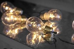 STAR TRADING Svetelná LED reťaz Glow - 5 žiarovek