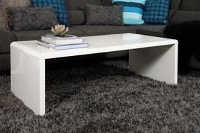 2. akosť Konferenčný stolík Daisy, 120 cm - biela