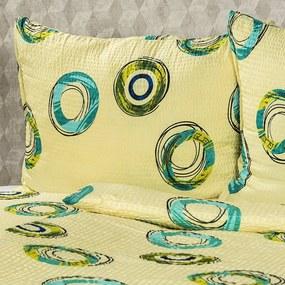 Jahu Krepové obliečky Bruno Circulo, 140 x 200 cm, 70 x 90 cm