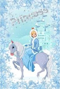 TEMPO KONDELA Princess koberec 100x150 cm kombinácia farieb