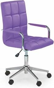 Detská stolička GONZO 2 Halmar fialová